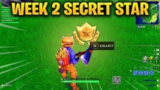 Week 2 SECRET Battle Star REPLACED by WEEK 2 SECRET BANNER in Fortnite Season 6