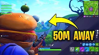 Eliminate Opponent from at least 50m away FORTNITE CHALLENGE - FORTNITE WEEK 2 CHALLENGES SEASON 6