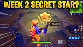 Watch Week 2 Secret Battle Star Location Analysis From L Video