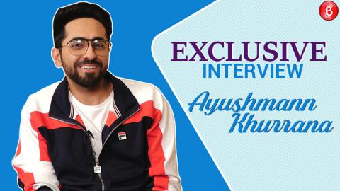 Ayushmann Khurrana in a super fun chat with Bollywood Bubble