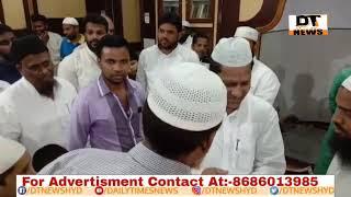Kausar Mohiuddin Door To Door Campaign in Karwan Constituency - DT News