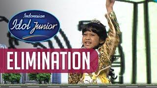 ANDREA HANA, LIFIA LAETICIA - ELIMINATION 2 - Indonesian Idol Junior 2018