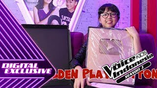 1 JUTA SUBSCRIBER!! | VLOG #15 | The Voice Kids Indonesia S3 GTV 2018