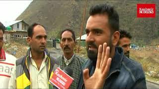 #Bad Road irks Bhat Mohalla Drangbal Baramulla Residents
