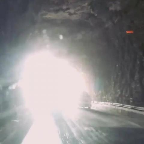 Through the Kangra Tunnel | Ankit Chanyan