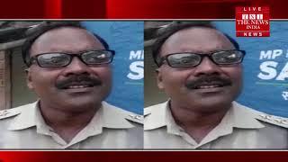 [ Mau ] मऊ में चोरी की बाइक का सिर्फ पहिया हुआ चोरी / THE NEWS INDIA