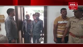 मथुरा में टैंकर से तेल चोरी करने वाले 8 लोगों को पुलिस ने किया गिरफ्तार, 4 टैंकर पुलिस ने किया जब्त