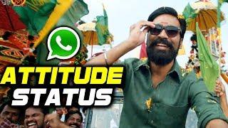 Whatsapp Attitude Status - 2018 Whatsapp Attitude Status - Bhavani HD Movies