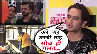Sreesanth Angry With Vikas Gupta In Bigg Boss 12 - Vikas Gupta Full Interview