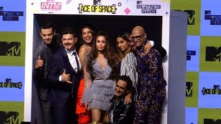 Uncut: MTV's INMT Sesson 4, Ace Of Space & Elevator Pitch - Show Launch - Malaika,Vikas,Anusha,Daboo