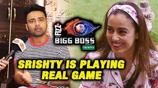 Srishty Rodes Boyfriend Manish Talks About Her GAME PLAN | Bigg Boss 12 Interview