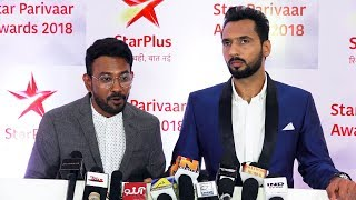 Dharmesh And Punit At Star Parivar Awards 2018 | RED CARPET