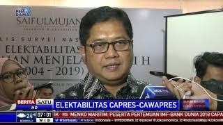 Timses Tingkatkan Tren Elektabilitas Prabowo Subianto