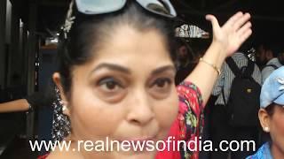 Escalators Need in Bandra Station Says Shaheeda Abbas...