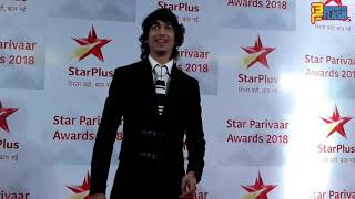 Shantanu Maheshwari At Star Parivaar Awards 2018