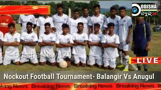 Final Football Match Rayagada# Balangir Vs Anugul