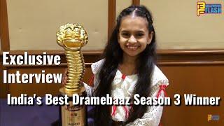 India's Best Dramebaaz Season 3 Winner - Dipali Borkar Exclusive Interview - Bollywoodflash