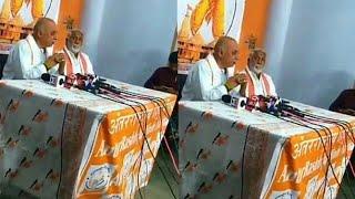 अयोध्या राम मंदिर को लेकर परवीन कुमार तोगड़िया प्रेस वार्ता में किया लखनऊ से अयोध्या कूच का एलान