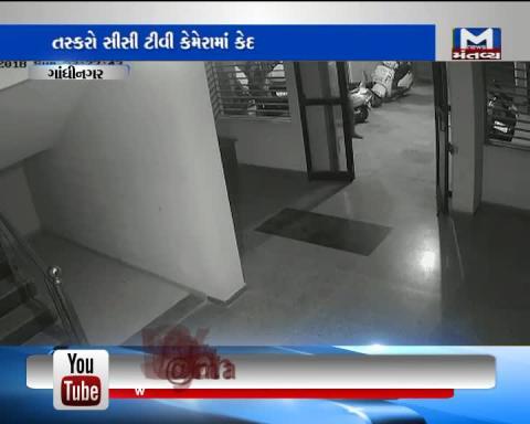 Gandhinagar: Robbery in 3 houses of Shrimandh Residency
