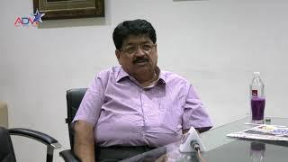 Parimal Nathvani Visit Abtak Media House | Abtak Media