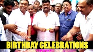 Minister Talasani Srinivas Yadav Birthday Celebration - Bhavani HD Movies