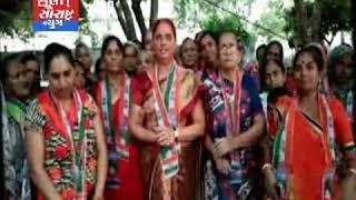 જૂનાગઢ-મહિલા સંગઠન મજબૂત કરવા કોંગ્રેસ સંમેલન યોજાયું