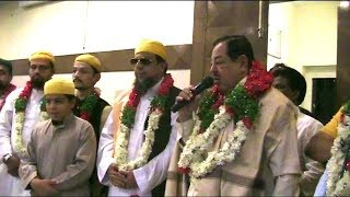 Mumtaz Khan At Syed Manzil | Gets Support Of Syed Pasha Quadri | @ SACH NEWS |