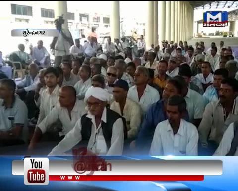 Surendranagar: 3 MLA detained from taking Jal Samadhi