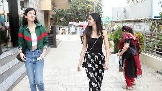 Ananya Panday & Shanaya Kapoor Spotted At Juhu PVR