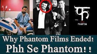 Why Anurag Kashyap Dissolved Phantom Films? I Vikas Bahl Is Main Reason?