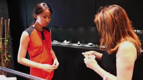 Jewelry Designer Paloma Sanchez