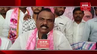 [ Hyderabad ]  TRS Party Leader Thakur Jivan singh ने अपना चुनावी अभियान तेज किया