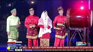Presiden Jokowi Buka MTQ Nasional ke-27 di Medan