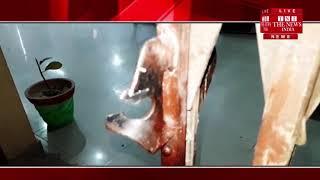 जौनपुर में न्यू इंडिया इंश्योरेंस कंपनी लिमिटेड में चोरों ने की चोरी 1लाख 25 हजार रुपये लेकर फरार