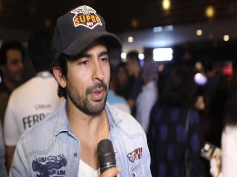 Actor Hussain Kuwajerwala at 9th Jagran Film Festival 2018