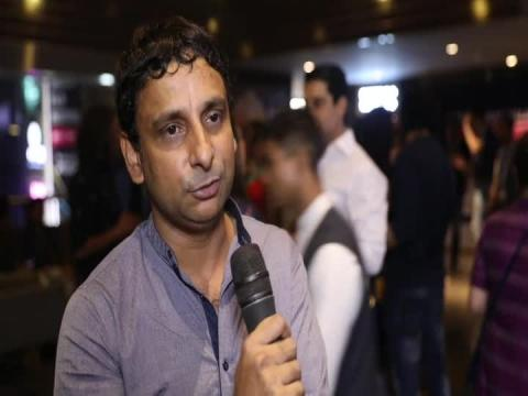 Actor Inaamulhaq at 9th Jagran Film Festival 2018