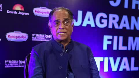 Film Producer Pahlaj Nihalani at 9th Jagran Film Festival 2018