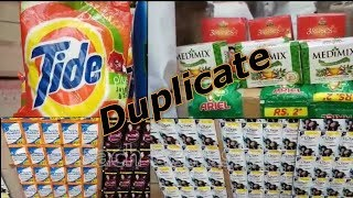 Duplicate Branded Products Sale In Hyderabad | This Can Also Cause Cancer | Arrested By Hyd Police |