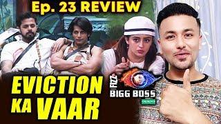 Eviction Ka Vaar Or Secret Room   Karanvir, Neha, Sreesanth   Bigg Boss 12 Ep.23 Review
