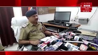 [ Kushinagar ] कुशीनगर के हाटा पुलिस के गश्त के दौरान लुटेरे गैंग से मुठभेड़, 9 लुटेरो को दबोचा