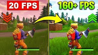How to Get MORE FPS on Fortnite Season 6 - Increase Performance BOOST, FPS,  LAG, CRASH FIX PART 4 video - id 371c93987e38ca - Veblr Mobile