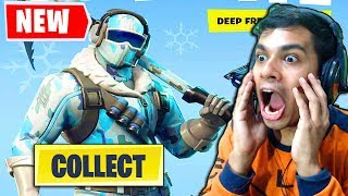 How to Get the DEEP FREEZE BUNDLE for Fortnite in PC, PS4, Xbox, Switch, Android, iOS Season 6
