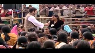 Rahul Gandhi's Interaction With Aanganwadi workers in Lucknow, Uttar Pradesh on February 28, 2014