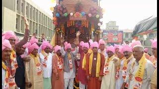 Divya rath of umiya mata start journey from Unjha today
