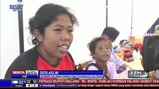 Kisah Ibu dan 3 Anaknya Selamat dari Tsunami