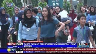Juarai Lari Cepat, Atlet Karisma Sumbang Medali Emas APG 2018