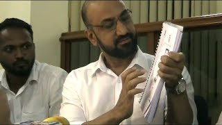 Feroz Khan Says 90,000 Duplicate Votes In Nampally With Proofs | @ SACH NEWS |