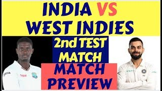 India Vs West Indies 2nd Test: Team India Eyes clean Sweep at Hyderabad