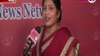 INN24 News @ Interview of Dipali Shabharkar 08 08 2017