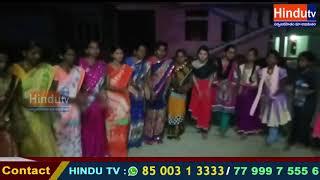 కోయడ మండలం బస్వాపూర్ గ్రామము లో బతుకమ్మ సంబరాలు